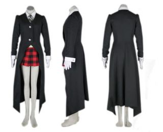 Soul Eater Maka Costume Cosplay Dress Anime Manga NEW