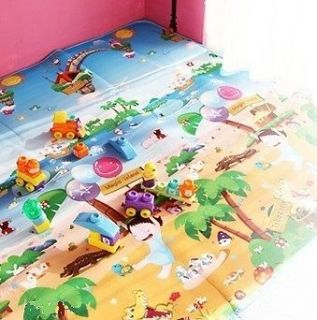 In/out door Kids Baby Play mat 1.8 x 1.6M Large Good Baby Brand Play