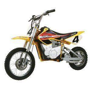 MX650 Electric Dirt Rocket Motorcycle Bike Motocross Scooter 650 watt