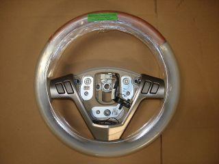 2006 Cadillac XLR steering wheel leather & wood grain GM# 10346532