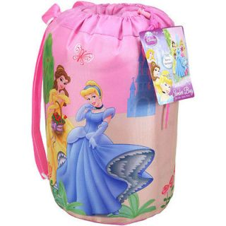 Cindi Aurora Belle Kids Bedding Slumber Sleeping Bag Backpack 3