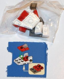 Lego 7958 Star Wars micro A wing from advent calendar
