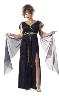 Medusa Plus Size Costume Roman Greek Goddess