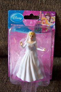 Disney Princess    CINDERELLA CAKE TOPPER plastic toy figurine  BRAND