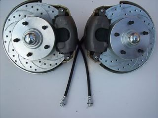 chevy disc brake conversion kits