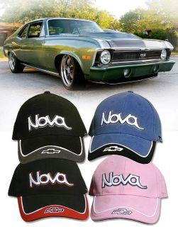 Nova Hat Chevrolet Chevy II SS Yenko Motion 63 64 65 66 67 68 69 70