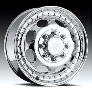 Chrome Wheels Tires Package Dually Dodge Cummings 3500 Package Deal
