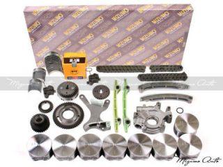 Overhaul Engine Kit Dodge Jeep 4.7 Liter V8 Vin N 99 02 (Fits Dodge)