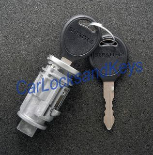Chrysler Dodge Jeep Plymouth Ignition Cylinder Key Switch Lock (Fits