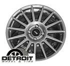 2011 Ford Fiesta 15 Factory Alloy OEM Wheel Rim