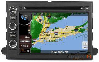 2006 07 08 Ford F 150 DVD GPS Navigation Radio Sirius XM SAT Ready CD