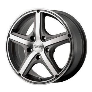 16 inch maverick wheels rims 5x4.25 5x108 lincoln ls mk vlll xk xf xj