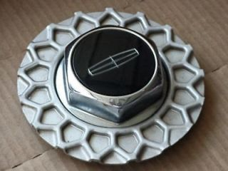 1997 Lincoln ownCar Cener cap Hubcap Wheelcover (Fis 1995 Lincoln