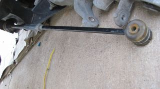 lincoln ls rear tie rod in Tie Rod Linkages