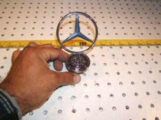 mercedes benz hood star in Car & Truck Parts