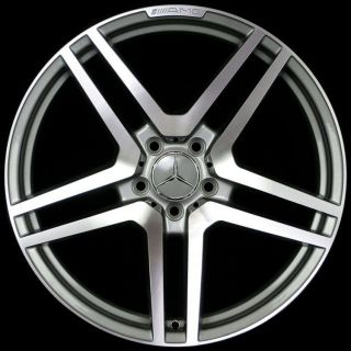 Set of 4 20 AMG Style Mercedes BENZ Alloy Wheels (Set of 4)   Style