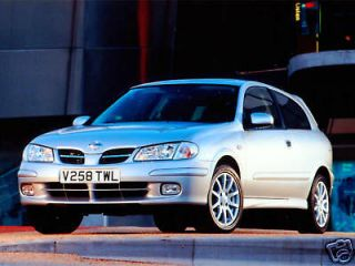NISSAN ALMERA N16 2000 2006 REPAIR/WORKSHO​P MANUAL