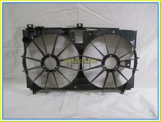 06 09 LEXUS GS300 GS350 GS430 RADIATOR COOLING FAN COMPUTER SHROUD OEM