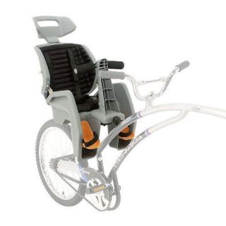 ADAMS TRAIL A BIKE BABY SEAT TAGALONG BIKE BICYCLE CHILD CARRIER BETO