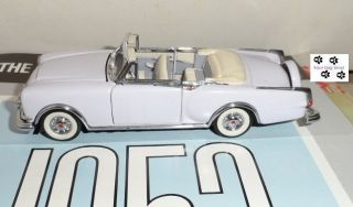 Franklin Mint Die Cast 1/43 1953 Packard Caribbean Classic Cars of the