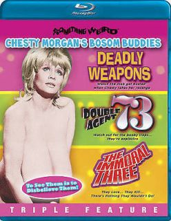 CHESTY MORGANS BOSOM BUDDIES   NEW BLU RAY