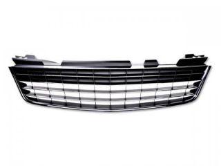FK Sport Front Grill black/chrome Opel Zafira B 05 08