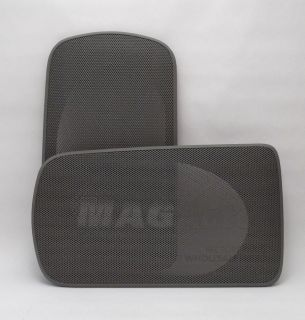 Toyota Camry Gray Rear Speaker Grille Covers (Fits Toyota Camry 2004