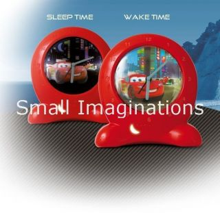kids alarm clock night light