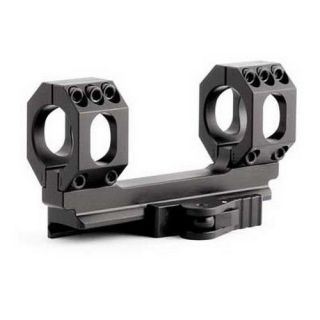 American Defense ADMSCOUTS1 Single Quick Release 1in Scope Mount Fit