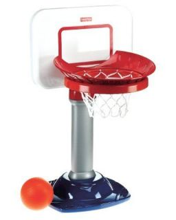 Fisher Price Basketball Hoop Toy Kids Toddler lndoor New Fast Shipping