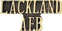 USAF Lackland Air Force Base HAT PIN