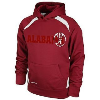 NWT NIKE Alabama Crimson Tide BAMA BOYS YOUTH SIZE 4 4T NCAA HOODIE