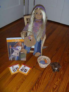 american girl dolls in Julie & Ivy