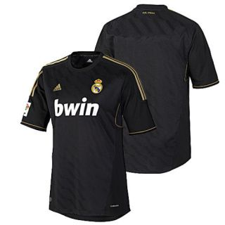adidas REAL MADRID 2011 2012 AWAY SOCCER JERSEY