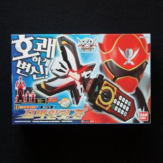 Power rangers Kaizoku Sentai Gokaiger Legend Mobirates Molilates Phone