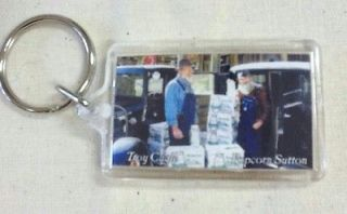 Popcorn Sutton Key Chain   Moonshiners