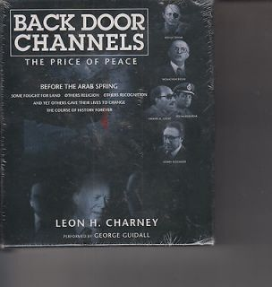 Back Door Channels The Price Of Peace Before The Arab Spring CDs