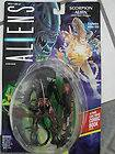 Aliens Scorpion Alien Action Figure new 1992 Kenner Fox Toy comic book