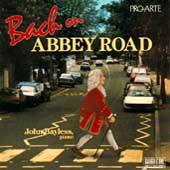 Bach on Abbey Road by John Composer Piano Bayless CD, Pro Arte Records