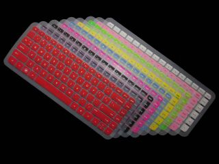 Backlit Keyboard Skin Cover Protector for HP Pavilion G4 / CQ43 / G6