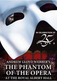 Phantom of the Opera at the Albert Hall DVD, 2012