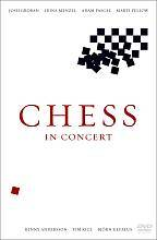 Chess In Concert Live From Royal Albert Hall DVD, 2009
