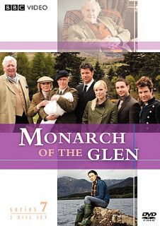 Monarch of the Glen   The Complete Series 7 DVD, 2007, 2 Disc Set
