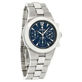 Concord Mariner Mens Blue Dial Swiss Chronograph Automatic Watch