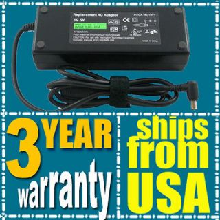 AC Adapter CHARGER POWER SUPPLY for Sony Vaio PCG 7133L 0G5 m76