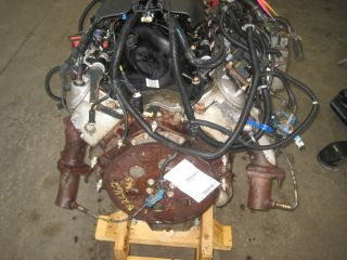 LITER VORTEC ENGINE MOTOR DENALI DROPOUT LQ4 CHEVY GMC 160K DROP