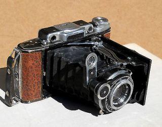 Old Soviet Russian Medium Format Camera MOSKVA 2