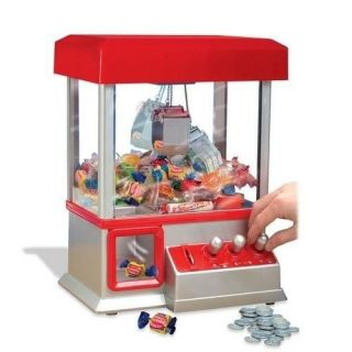 Kids The Claw Electronic Candy Grabber Fun Toy Machine Arcade Game