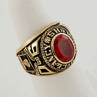 high school class ring in Mens Jewelry