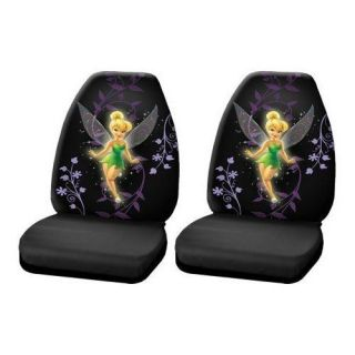 Licensed Disney Tinkerbell 2 Car Seat Cover   PURPLE